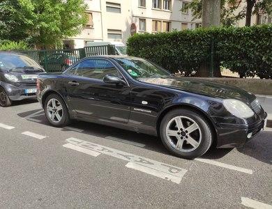 Mercedes-benz Slk 230 Kompressor à Lyon (3ème arr.)