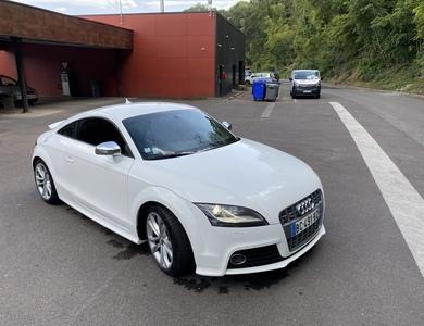 Audi Tts à Rouen (Seine-Maritime)