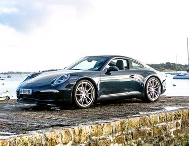 Porsche 911 Type 991 à Vannes (Morbihan)