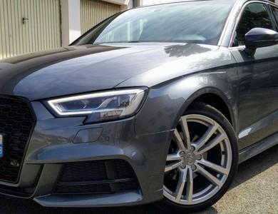 Audi A3 à Les Clayes-sous-Bois (Yvelines)