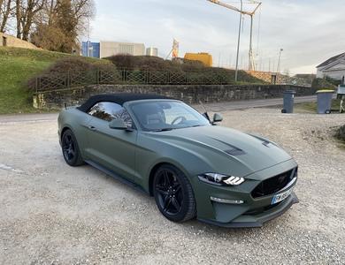 Ford Mustang Gt V8 Cabriolet (6ème Gen) à Saône (Doubs)