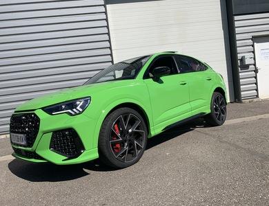 Audi Rsq3 à Houdemont (Meurthe-et-Moselle)