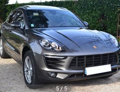 Porsche Macan S Diesel à Bourges (Cher)