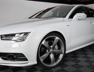 Audi A 7 à Brest (Finistère)