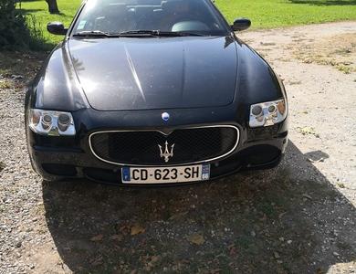 Maserati Quatroporte à Saint-Génis-des-Fontaines (Pyrénées-Orientales)