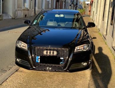 Audi A3 Sportback S Line à Marseille (10ème arr.)