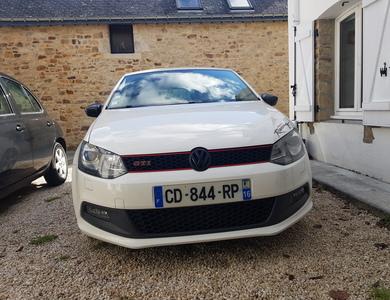 Volkswagen (vw) Polo à Rennes (Ille-et-Vilaine)