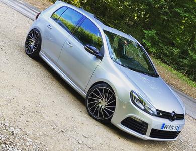 Volkswagen (vw) Golf 6r à Septfontaines (Doubs)