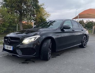 Mercedes-benz C43 Amg à Bétheny (Marne)
