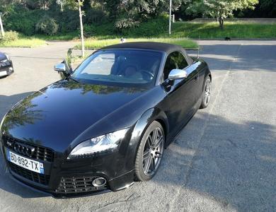 Audi Tts Roadster à Sermaize-les-Bains (Marne)