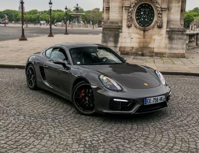 Porsche Cayman Gts Type 981 à Paris (17ème arr.)