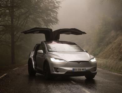 Tesla Model X 100d à Mérignac (Gironde)