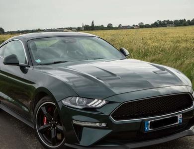 Ford Mustang Bullitt 2020 à Antony (Hauts-de-Seine)