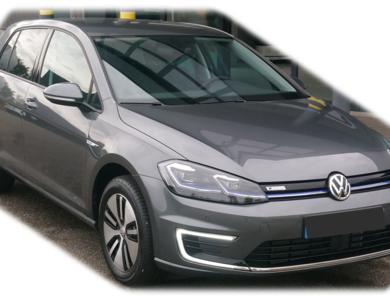 Volkswagen (vw) E-golf à Wiwersheim (Bas-Rhin)