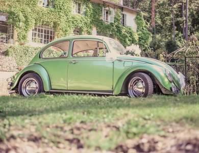 Volkswagen (vw) Coccinelle à Toulon (Var)