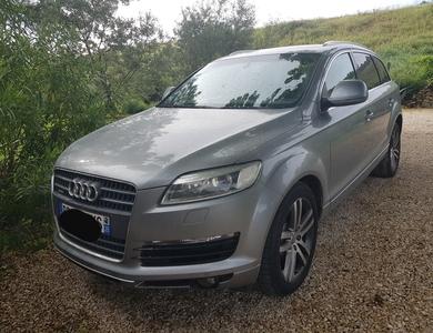 Audi Q7 à Vescovato (Haute-Corse)