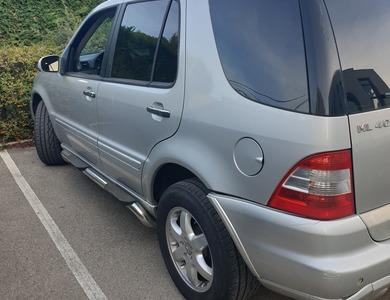 Mercedes-benz Ml 400 Cdi à Cagnes-sur-Mer (Alpes-Maritimes)