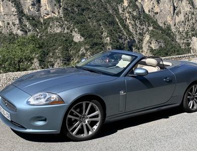 Jaguar Xk Cabriolet V8 4.2l à Nice (Alpes-Maritimes)