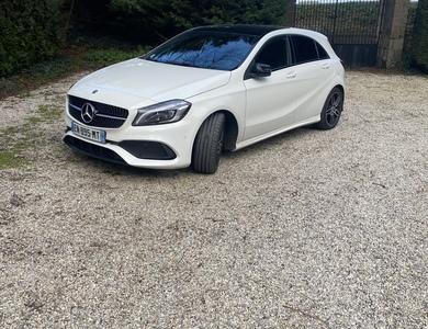Mercedes-benz Classe A à Saint-Jouan-des-Guérets (Ille-et-Vilaine)