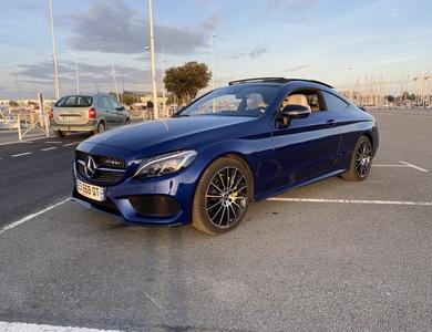 Mercedes-benz Classe C Coupé à Angoulins (Charente-Maritime)