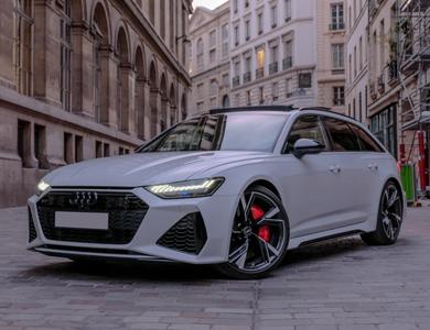 Audi Rs6 Avant à Paris (10ème arr.)