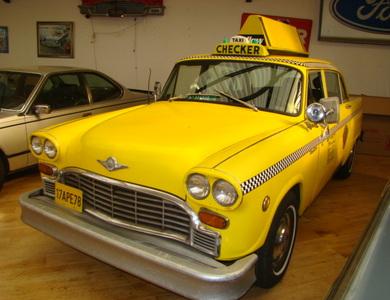 Ac Checker (taxi Nyc) à Nanterre (Hauts-de-Seine)