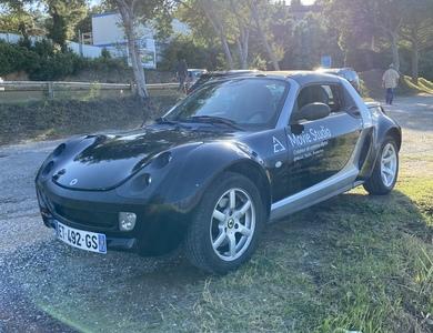 Smart Roadster à Roquebrune-sur-Argens (Var)