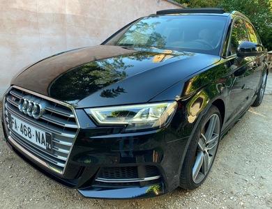Audi S3 à Longpont-sur-Orge (Essonne)
