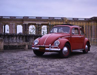Volkswagen (vw) Coccinelle Découvrable à Versailles (Yvelines)