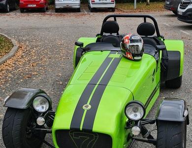 Caterham R300 à Grésy-sur-Aix (Savoie)