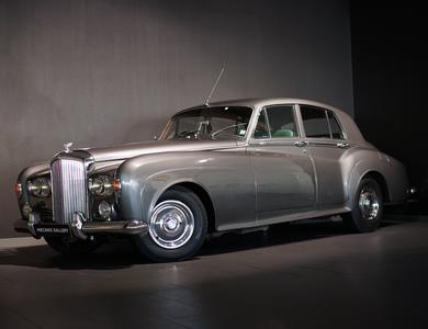 Bentley S3 à Lyon (3ème arr.)