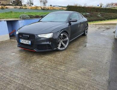 Audi Rs5 à Lyon (2ème arr.)