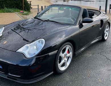 Porsche 911 Type 996 Turbo Cabriolet à Bordeaux (Gironde)