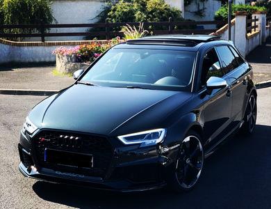 Audi Rs3 à Chilly-Mazarin (Essonne)