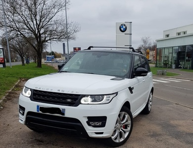 Land Rover Range Rover Sport Sdv8 Autobiography à Charnay-lès-Mâcon (Saône-et-Loire)