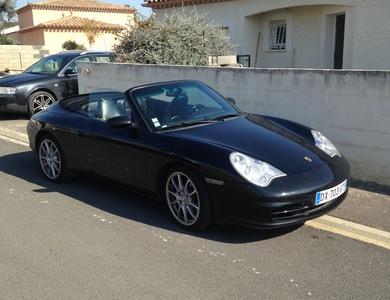 Porsche 911 Type 996 Cabriolet à Béziers (Hérault)