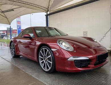 Porsche 911 Type 991 Carrera à Rennes (Ille-et-Vilaine)