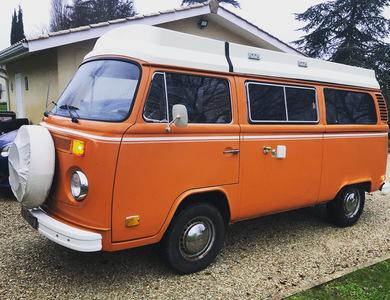 Volkswagen (vw) Combi Camper à Coimères (Gironde)