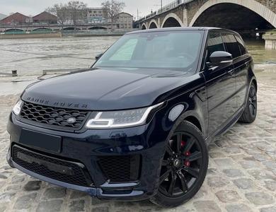 Land Rover Range Rover Sport Hse à Paris (5ème arr.)