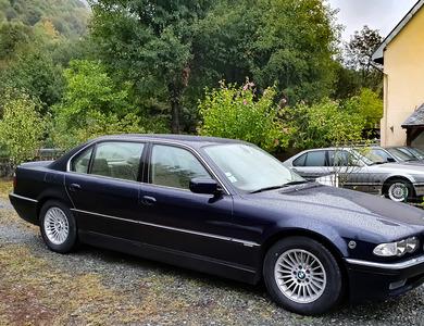 Bmw 750il V12 Limousine à Voiron (Isère)