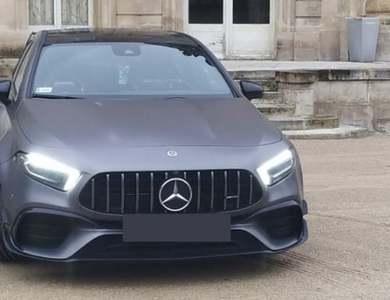 Mercedes-benz A45 S Pack Aero 2020 à Paris (4ème arr.)
