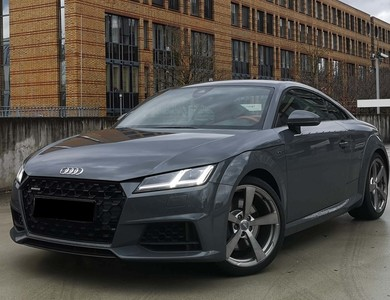 Audi Tt à Marseille (8ème arr.)