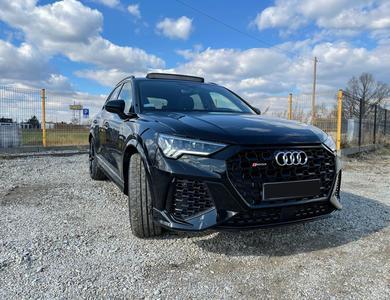 Audi Rsq3 à Chilly-Mazarin (Essonne)