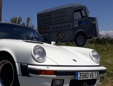Porsche 911 Type G Sc 3.0l à Saint-Pierre-de-Soucy (Savoie)