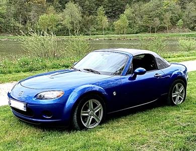 Mazda Mx5 à Tours (Indre-et-Loire)