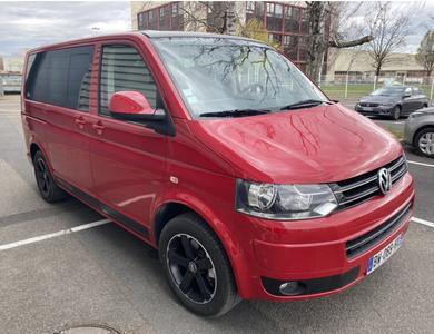 Volkswagen (vw) Multivan 4 Motion 180cv 6 Places Boite Auto à Mâcon (Saône-et-Loire)