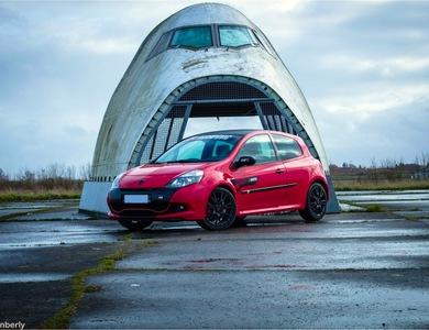 Renault Clio 3 Rs Cup à Vermelles (Pas-de-Calais)