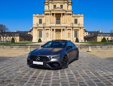 Mercedes-benz Cla45s Amg à Paris (10ème arr.)
