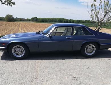 Jaguar Xjs 3.6 à Asnières-sur-Seine (Hauts-de-Seine)