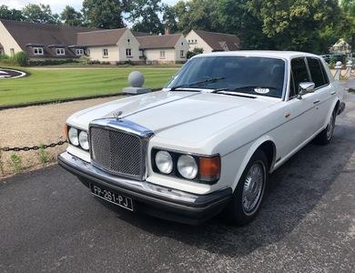 Bentley Eight à Lamorlaye (Oise)